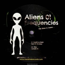 aliens frequencies