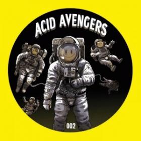 Acid Avengers Records 02