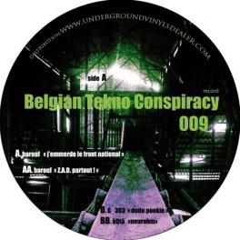 Belgian Tekno Conspiracy 009