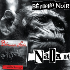B�rurier noir - nada84 (ep)