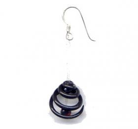 Boucle d'oreille crespbi3dbi  cr�ateur