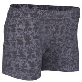 "Boxer \""skulls underwear\"" noir"