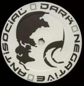 Dark negative anti social 21-x