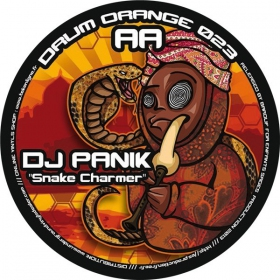 Drum orange 023