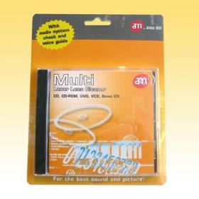 Dvd nettoyage lentille laser pour dvd et consoles de jeux compatibles