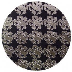 Feutrines plastikman noire petit logo