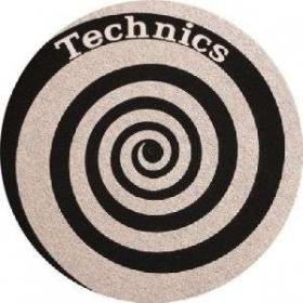 Feutrines technics spirale argent