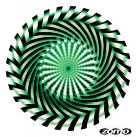 Feutrines zomo saw green