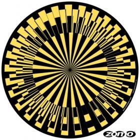 Feutrines zoomo scope jaune