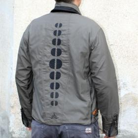 "Indian project jacket ""rider eclipse"", kaki"