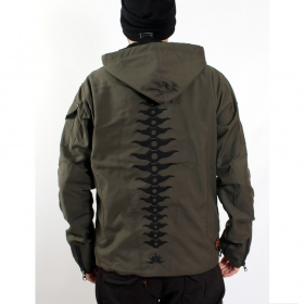 "Indian project jacket ""storm raptor\"", kaki"