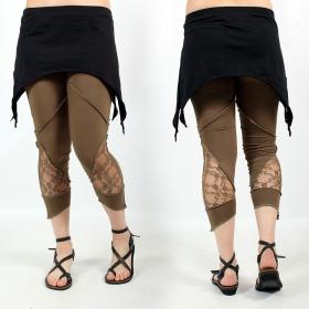 "Legging I See \""Keiji\"", Kaki clair"