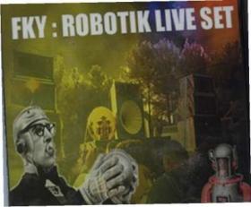 Live fky: \'robotik live set\'