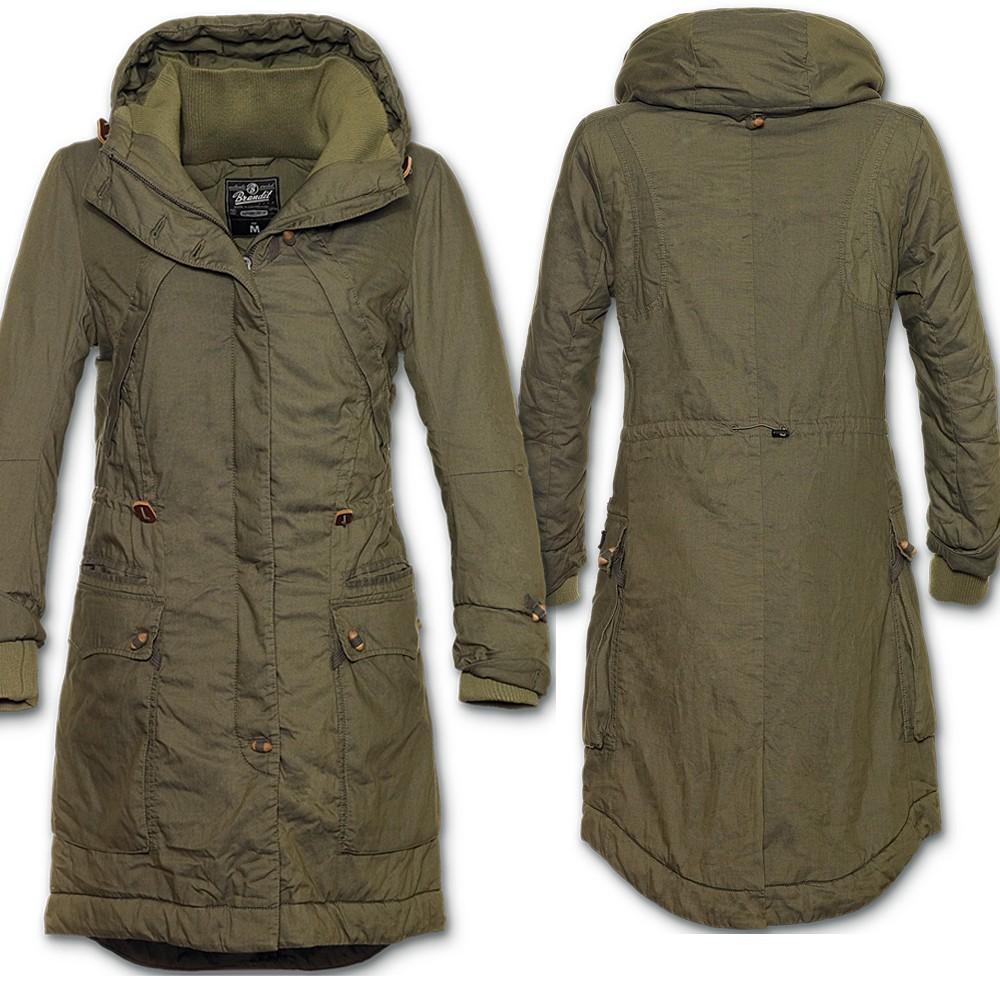 manteau surplus coleen kaki taille s femme vestes. Black Bedroom Furniture Sets. Home Design Ideas