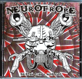 Neurotrope psychedelic wild diffusion