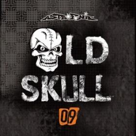 Old skull 09