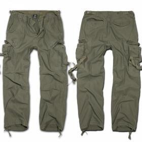 "Pantalon treillis Surplus \""Cargo M65 Vintage\"", Kaki"