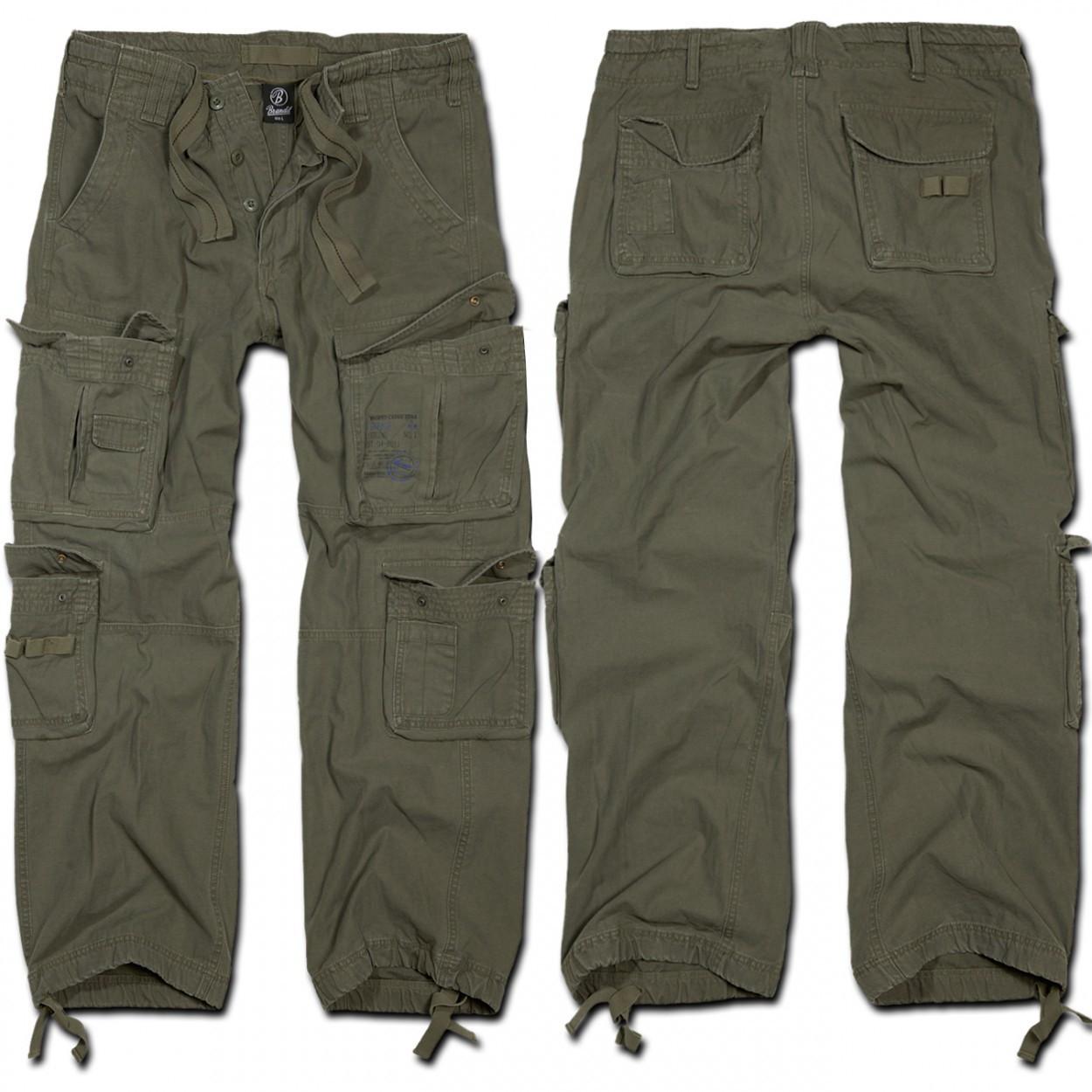 pantalon treillis surplus cargo pure kaki taille s. Black Bedroom Furniture Sets. Home Design Ideas