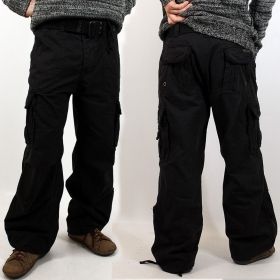 "Pantalon treillis surplus ""cargo royal\"""