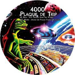 Plaque de trip 4000