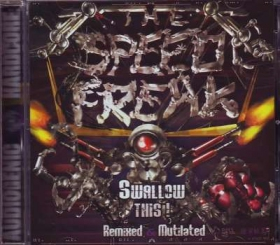 Psychik genocide cd33 the speed freak  : swallow this