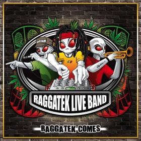 Raggatek Comes CD