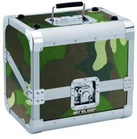 Reloop club series 80er case 50/50 slanted camouflage