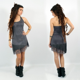"""Robe Exception \""""Tarmy\"""", Gris"""