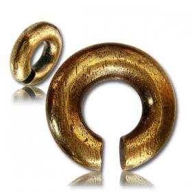 "\""Suryo\"" Brass ear weight"