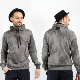 Sweat \'\'The Rock\'\', Gris industriel
