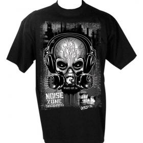 "T-shirt \""noise zone\"""