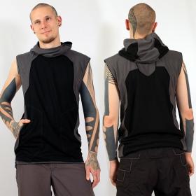 "T-shirt high clothing \""fusion\"""