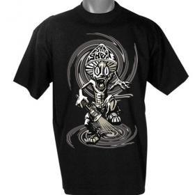 """T-shirt shepper \""""chasseur de champi\"""""""