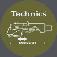 Technics headshell vert