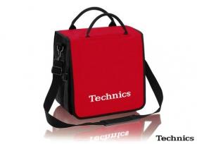 Technics sac à dos rouge