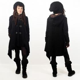 """Veste witch \""""sadhana\"""", taille unique couleur noir"""