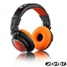 Zomo casque de dj hd-1200 orange