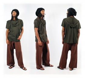 """Pantalon de pêcheur """"Thaï"""", Couleurs au choix"""