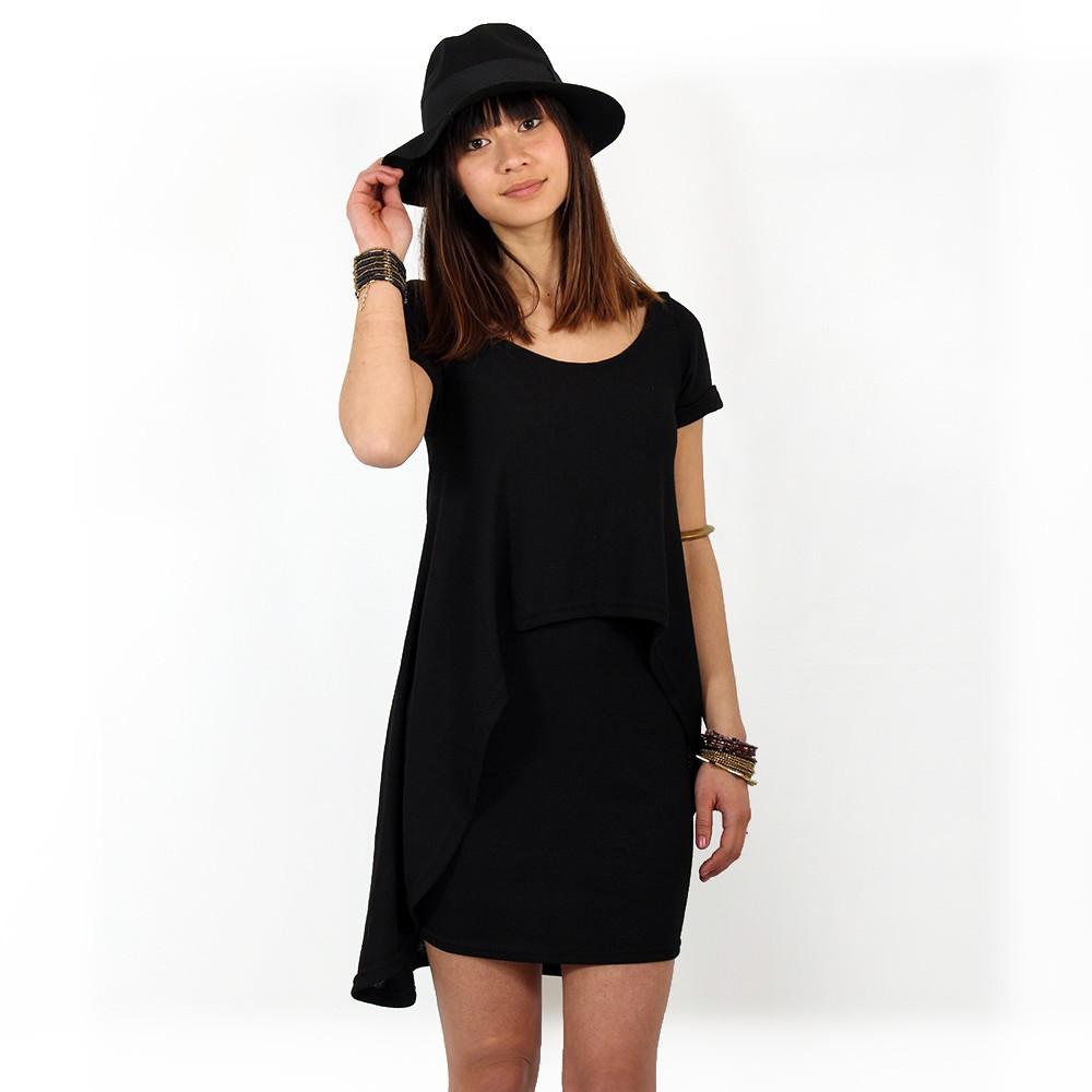 """Robe """"Minjary"""", Noir"""
