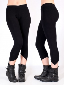 "Leggings ""Shayäa"", Noir"