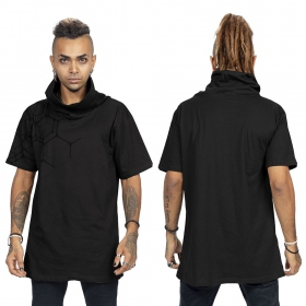 "T-shirt ""Pollux"", Noir"