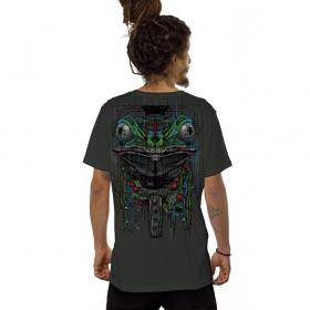 "T-shirt ""Kambo"", Gris foncé"