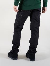 """Pantalon """"Alternative"""", Noir"""