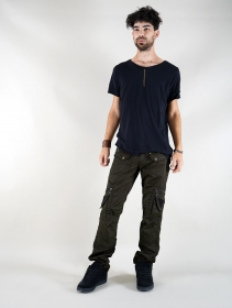 """Pantalon """"Alternative"""", Marron foncé"""