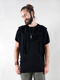 "T-shirt ""Kusumo"", Noir"