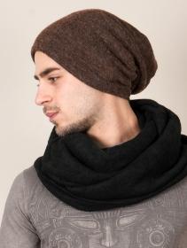 """Gros bonnet dread """"Sükk"""", Marron"""