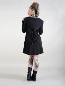 "Robe pull ""Dark"", Noir"