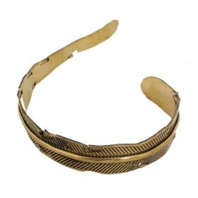 "Bracelet \""Plume Fteró\"""