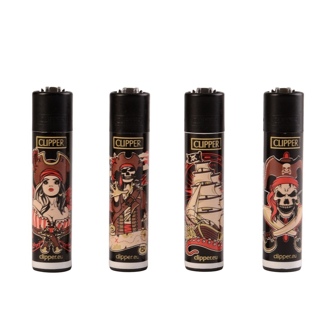 Briquet Clipper Pirates