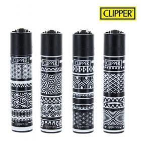 Clipper motifs géométriques